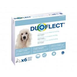Duoflect Chiens 10-20 kg 6 pipettes - 12 mois - Dogteur