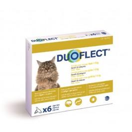 Duoflect CHATS 1-5 kg  et Chiens 1-2 kg 6 pipettes - 12 mois - Dogteur