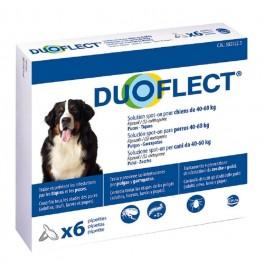 Duoflect Chiens 40-60 kg 6 pipettes - 12 mois - Dogteur