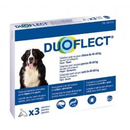 Duoflect Chiens 40-60 kg 3 pipettes - 6 mois - Dogteur