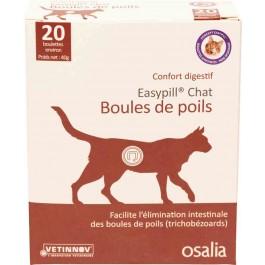 Easypill Boules de Poils Chat - Dogteur