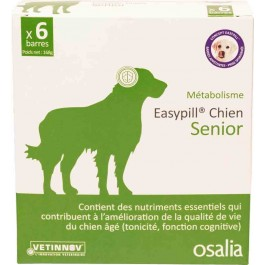 Easypill Chien Senior 6 x 28 grs - Dogteur