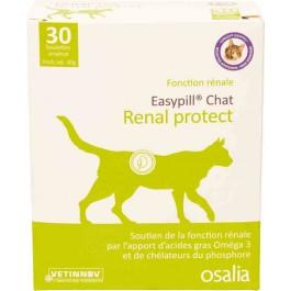Easypill Renal Protect Chat 30 boulettes de 2 grs - Dogteur