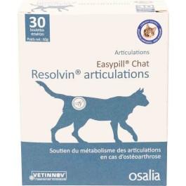 Easypill Resolvin Articulations Chat (ex. Raideurs articulations) - Dogteur