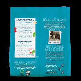 Edgard & Cooper Merveilleux Poisson Blanc MSC croquettes sans céréales pour chat adulte 1,75 kg - Dogteur