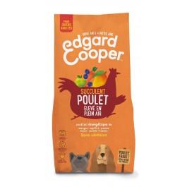 Edgard & Cooper Croquettes au Poulet frais Chien Adulte 7 kg - Dogteur
