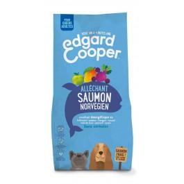 Edgard & Cooper Croquettes au Saumon Norvégien Frais Chien Adulte 7 kg - Dogteur