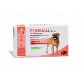 Eliminall Chien +40kg 3 pipettes (générique Frontline) - Dogteur