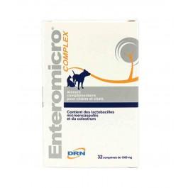 Enteromicro 32 cps - Dogteur