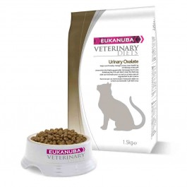 Eukanuba Chat Urinary Oxalate 1.5 kg - Dogteur