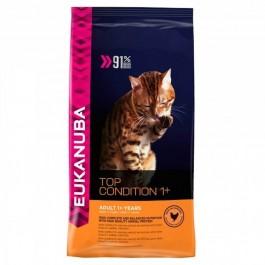 Eukanuba Chat Adult 1+ Top Condition 4 kg - Dogteur