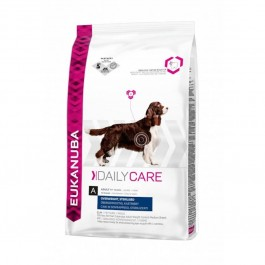 Eukanuba Chien Daily Care Overweight Sterilised 12.5 kg - Dogteur