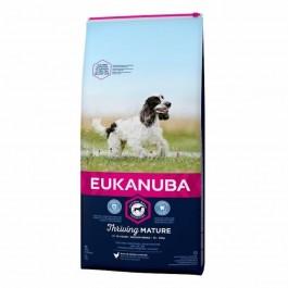Eukanuba Chien Thriving Mature Moyenne Race 15 kg - Dogteur