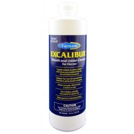 Excalibur - Gel pour nettoyer le Fourreau du cheval 473 ml - Dogteur