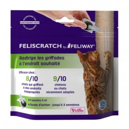 FELISCRATCH by FELIWAY® pour chat - 9 pipettes - Dogteur