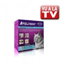 Feliway Diffuseur + recharge 48ml (30 jours) - Dogteur