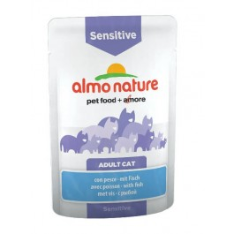 Almo Nature Chat Sensitive Poisson 30 x 70 grs