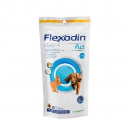 Flexadin Plus chat et petit chien (1 à 10 kg) 90 bouchées - Dogteur