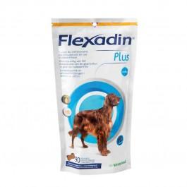 Flexadin Plus chien moyen et grand (+10 kg) 90 bouchées - Dogteur
