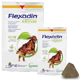 Flexadin Advanced 30 bouchées - Dogteur