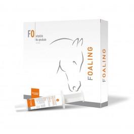 Foaling nouvelle formule 6 seringues doseuses - Dogteur