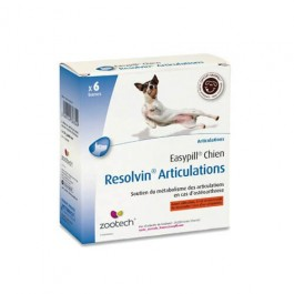 Easypill Resolvin Articulations Chien (ex. Raideurs articulations) - Dogteur