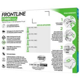 Frontline Combo Chien 10-20 kg 30 pipettes - Dogteur