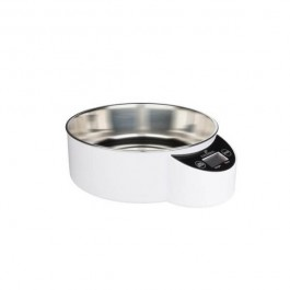 Gamelle Eyenimal Intelligent Pet Bowl blanche XL - Dogteur