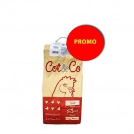 Gasco Cot & Co Poulet croissance 10 kg - Dogteur