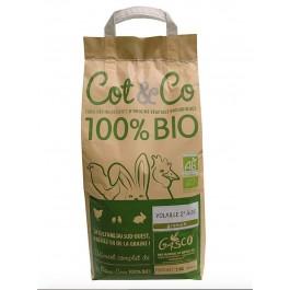 Gasco Cot&Co Bio volaille 2eme âge 5 kg - Dogteur