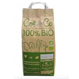 Gasco Cot&Co Bio volaille 1er âge 5 kg - Dogteur