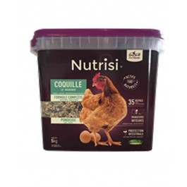 Gasco Nutrisi Coquille 5 kg - Dogteur