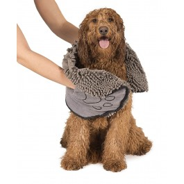 DGS Dirty Dog Shammy Serviette - Dogteur