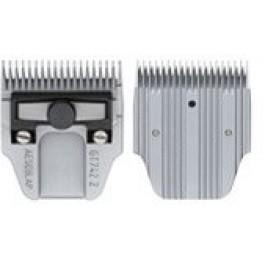Tête de tonte Aesculap GT742 2 mm pour tondeuse Favorita et Libra - Dogteur