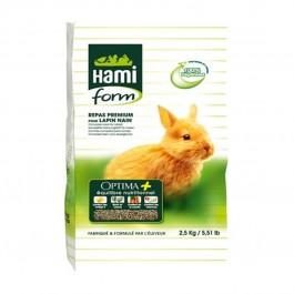 Hami Form Repas Premium Optima + Lapin Nain 2.5 kg - Dogteur