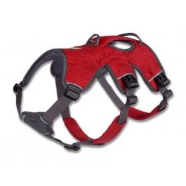 Harnais Ruffwear Web Master Rouge L / XL - Dogteur