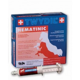 Twydil Hematinic 10 seringues de 50 ml - Dogteur