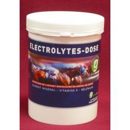 Greenpex Electrolytes 1 kg - Dogteur