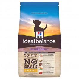 Hill's Ideal Balance Canine Adult Mature Sans Céréales poulet et pomme de terre 12 kg - Dogteur