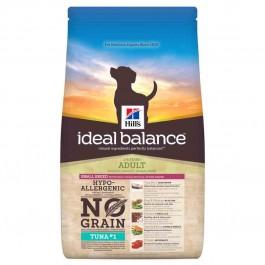Hill's Ideal Balance Canine Adult Mini Sans Céréales thon et pomme de terre 2 kg - Dogteur