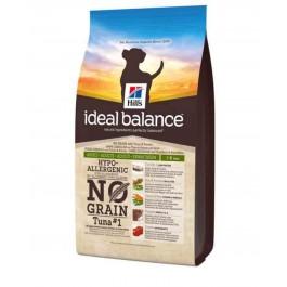 Hill's Ideal Balance Canine Adult Sans Céréales thon et pomme de terre 2 kg - Dogteur