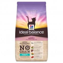 Hill's Ideal Balance Feline Adult Sans Céréales thon et pomme de terre 1,5 kg - Dogteur