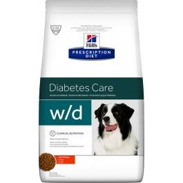 Hill's Prescription Diet Canine W/D au poulet 12 kg - Dogteur