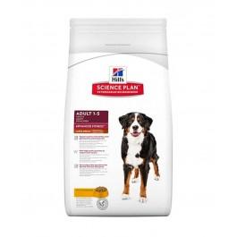Hill's Science Plan Canine Adult Large Advanced Fitness poulet 12 kg - Dogteur