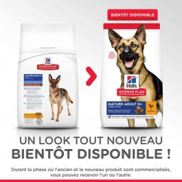 Offre -10 % Hill's Science Plan Canine Mature Adult 5+ Active Longevity Large Breed 18 kg - Dogteur