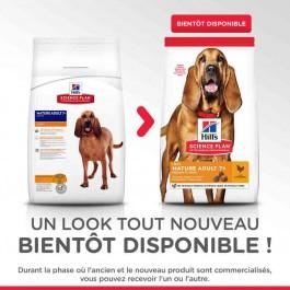 Hill's Science Plan Canine Mature adult 7+ Light Active Longevity au poulet 12 kg - Dogteur
