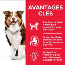 Hill's Science Plan Canine Mature Adult 7+ Poulet 12 x 370 grs - Dogteur