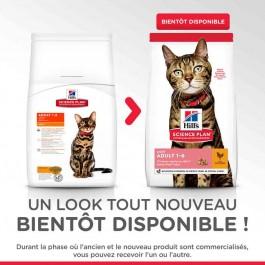 Hill's Science Plan Feline Adult Light Poulet 1,5 kg - Dogteur