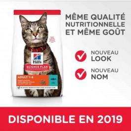 Hill's Science Plan Feline Adult Optimal Care Thon 2 kg - Dogteur