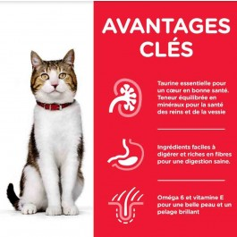 Hill's Science Plan Feline Mature Adult Active Longevity Poulet 5 kg - Dogteur
